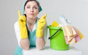 在宅クリーニングも空室清掃もハウスクリーニングなの?