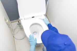 トイレの定期清掃(ハウスクリーニング)頻度